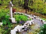 Kirkridge Garden Cross