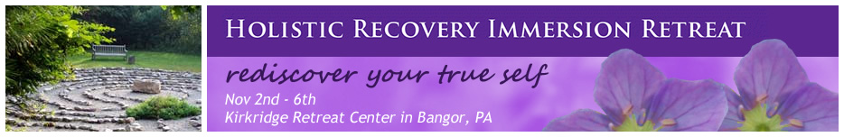 Holistic Recovery Immersion Retreat - Nov 2nd to 6th